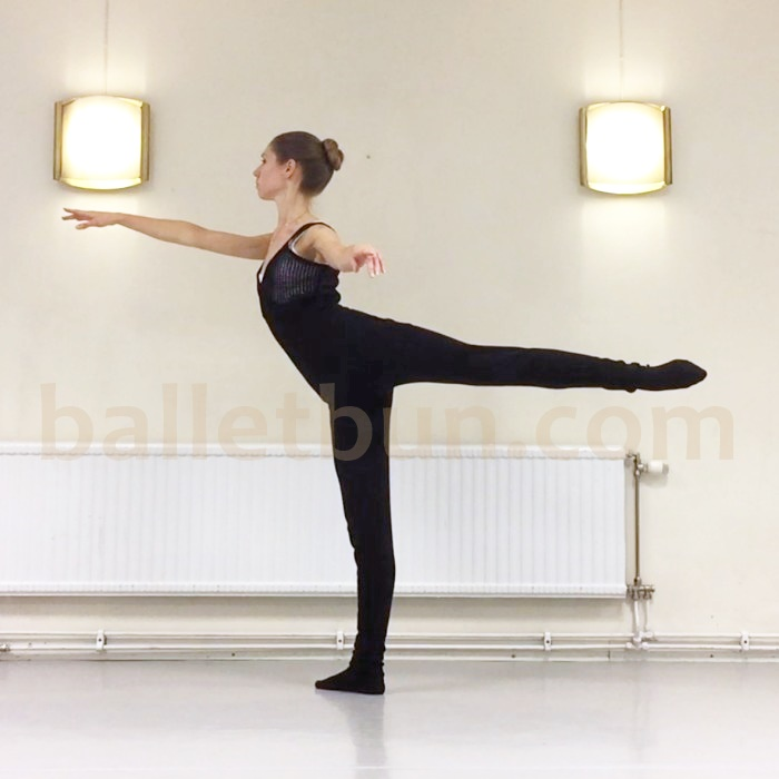 Balett Arabesque